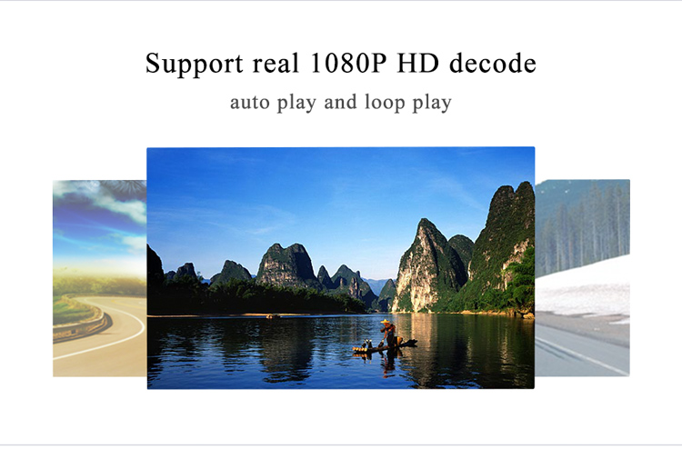 10 inch 1366 x 768 Open Frame FULL HD video china led display LCD mp4 ad player