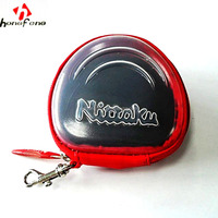 hot-selling portable waterproof EVA personalized earphone carrying case