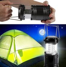 Ultra Bright Collapsible 30 Led Lightweight Camping Lanterns Light For Hiking Camping Emergencies Protable Lantern