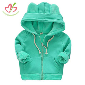 Cotton Long Sleeve Baby Winter Coats