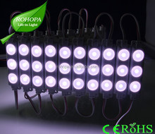 Long lifespan 5 years warranty Epistar led module light