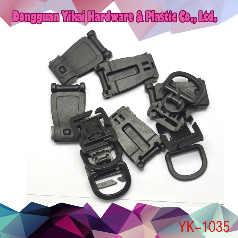 Webbing Connecting Buckle Clip Carabiner Connect MOLLE Military Army Bag Backpack