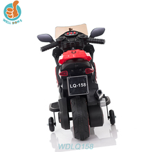 WDLQ158 2018 Hot Sale Kids Motorcycle Baby Remote Control Car Price In Pakistan