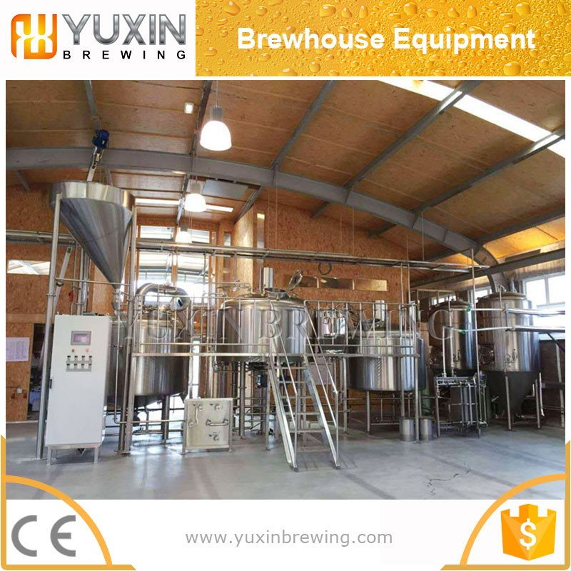mini brewery equipment,industrial customized 2000L beer brewing with turnkey project