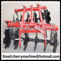 Best round tubular garden tool harrow disc harrow