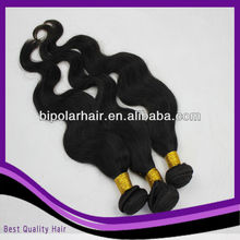 China 5a unprocessed cheap sale body wave virgin hair top 10 ocean wave human brazilian