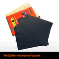 silicon carbide waterproof paper sheet