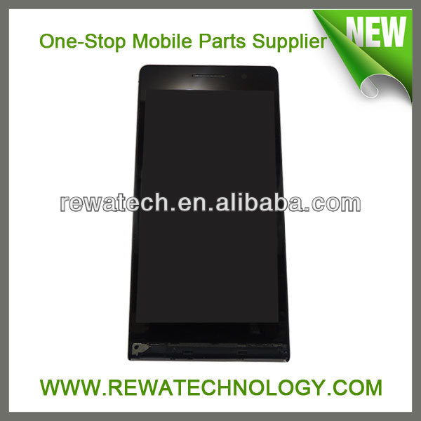 Hot Sale for Huawei Ascend P6 LCD and Digitizer Replacement