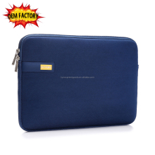 OEM logo business men laptop case notebook sleeve bag for 13 15inch