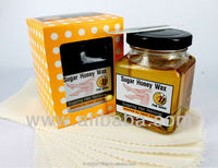 Sugar Honey Wax SWEET BLOSSOM, 100% Natural Premium Quality For Hair Removal