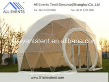 giant outdoor white dome Tent 2012 hot