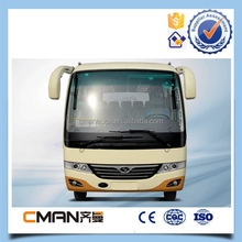Rear Cummins Engine coaster mini bus Popular Sale in Asia