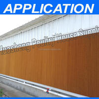 Agriculture Greenhouse Cooling Pad Wet Wall
