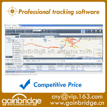 GPS tracking software for cell phone, tracking on smart phone (ios, Android), allow you to try your device on server