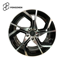 Forged american racing wheels alloy car wheel rims for PCD 108 112 120 130