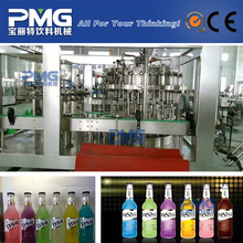 PMG Bottled Carbonated Beverage Filling Machine / Line
