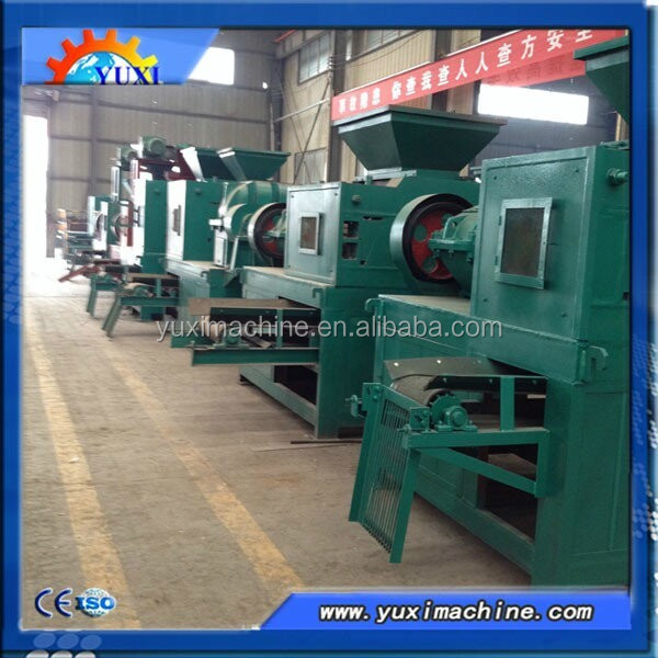 Hot selling!!!Large capacity coal briquetting machine