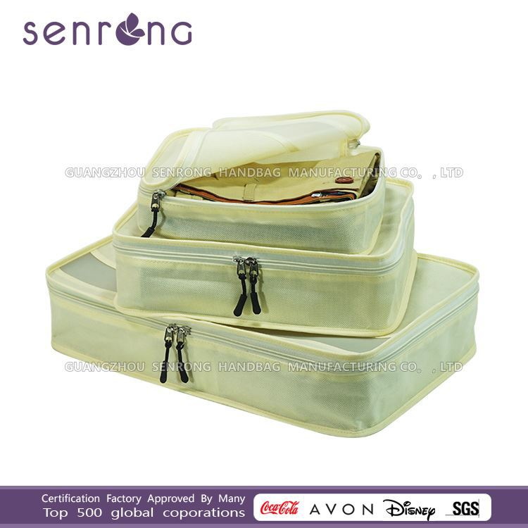 custom all kinds of packing cubes/Travel Cube Organizer ice bag storage freezer