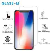Wholesale Price for iPhone X Screen Protector Toughened 9H Clear Tempered Glass