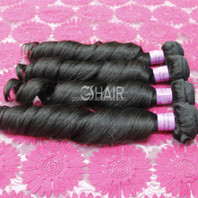 2015 good luster hair extensions unprocessed aliexpress hair virgin human