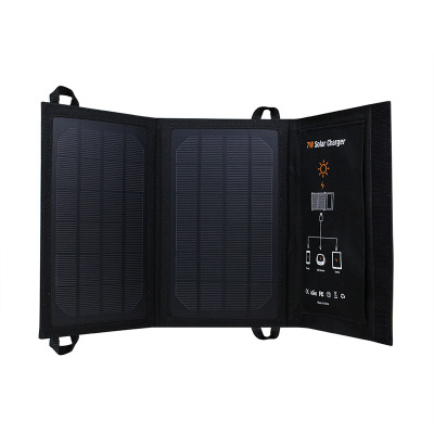 Used Mobile Phones Solar Mobile Charger Cover Solar Panel Foldable