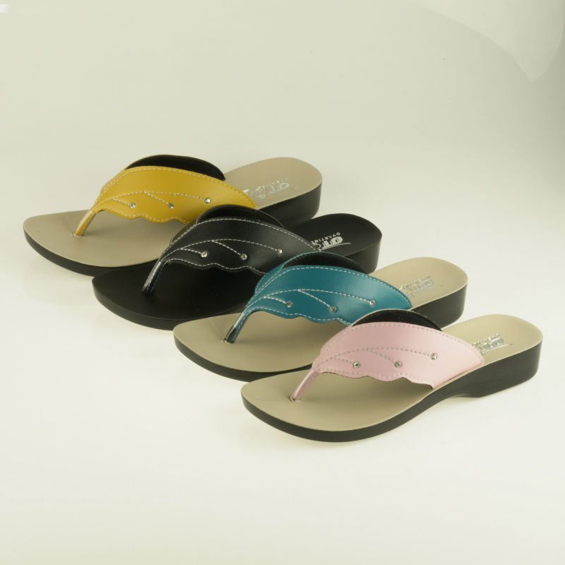 New Fashion PU Ladies Sandals Thailand