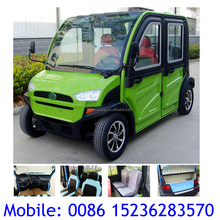 New Cars/ 4 seats or Seater Electric Cars/ Four Wheels Electric Golf Car with CE Certificate Approved