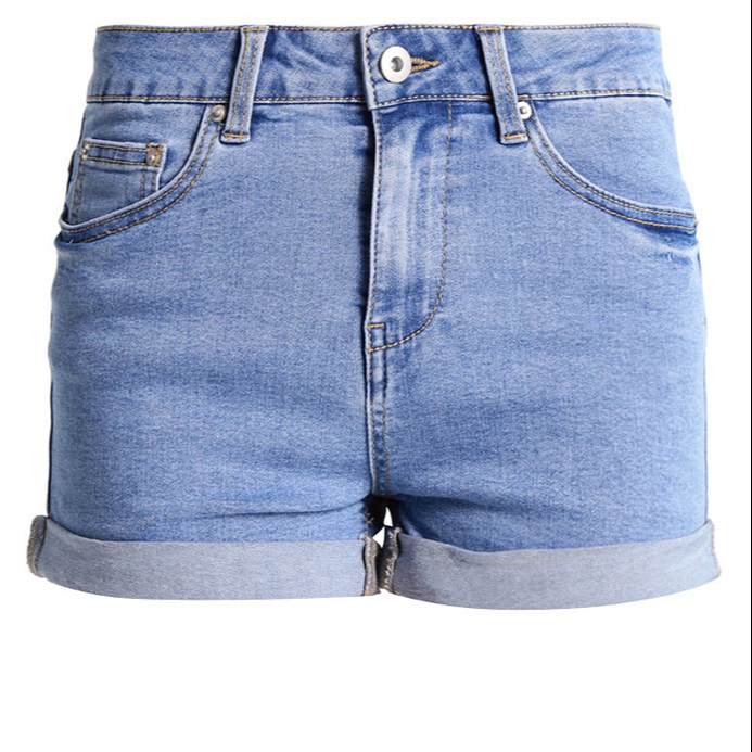 Summer Fashion Sexy Girl Hot Grade Shorts Blue Denim Jeans