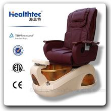 Newest sexy silence automatic foot spa and salon furnitures in china for massage spa
