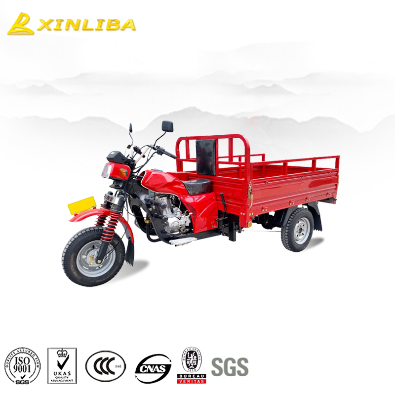 Factory supplier 150cc 200cc three wheel motorcycle africa tricycle
