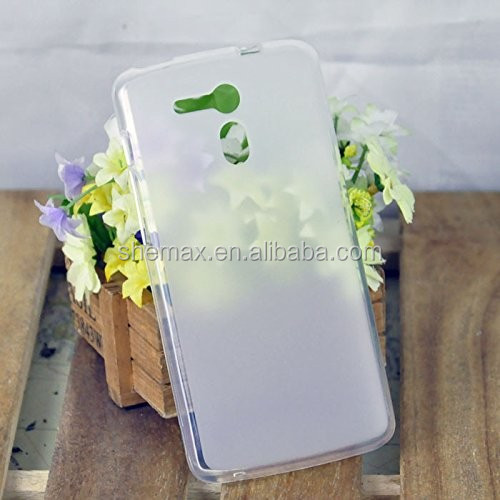 Pudding Style Soft TPU Cover Gel Back Case For Acer Liquid E700 E39