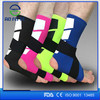 Sports elastic orthopedic ankle support foot splint Enhance ankle fracture brace CE proved adjustable ankle support