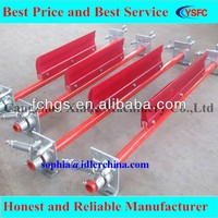 Conveyor Belt Cleaner of Aluminium and Polyurethane