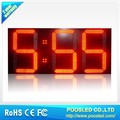 aluminum screen panels \ countdown signage screen \ timer countdown screen panel