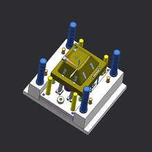 plastic molding injection moulding process