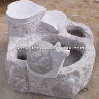 Natural Stone Fountains Garden Marble Fountain
