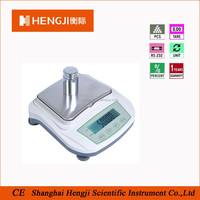 0.01g 2000g high precision plastic housing stainless steel pan electronic weighing scale parts