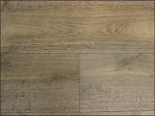 Best factory prices brushed white European oak wood flooring-LUO1001-201