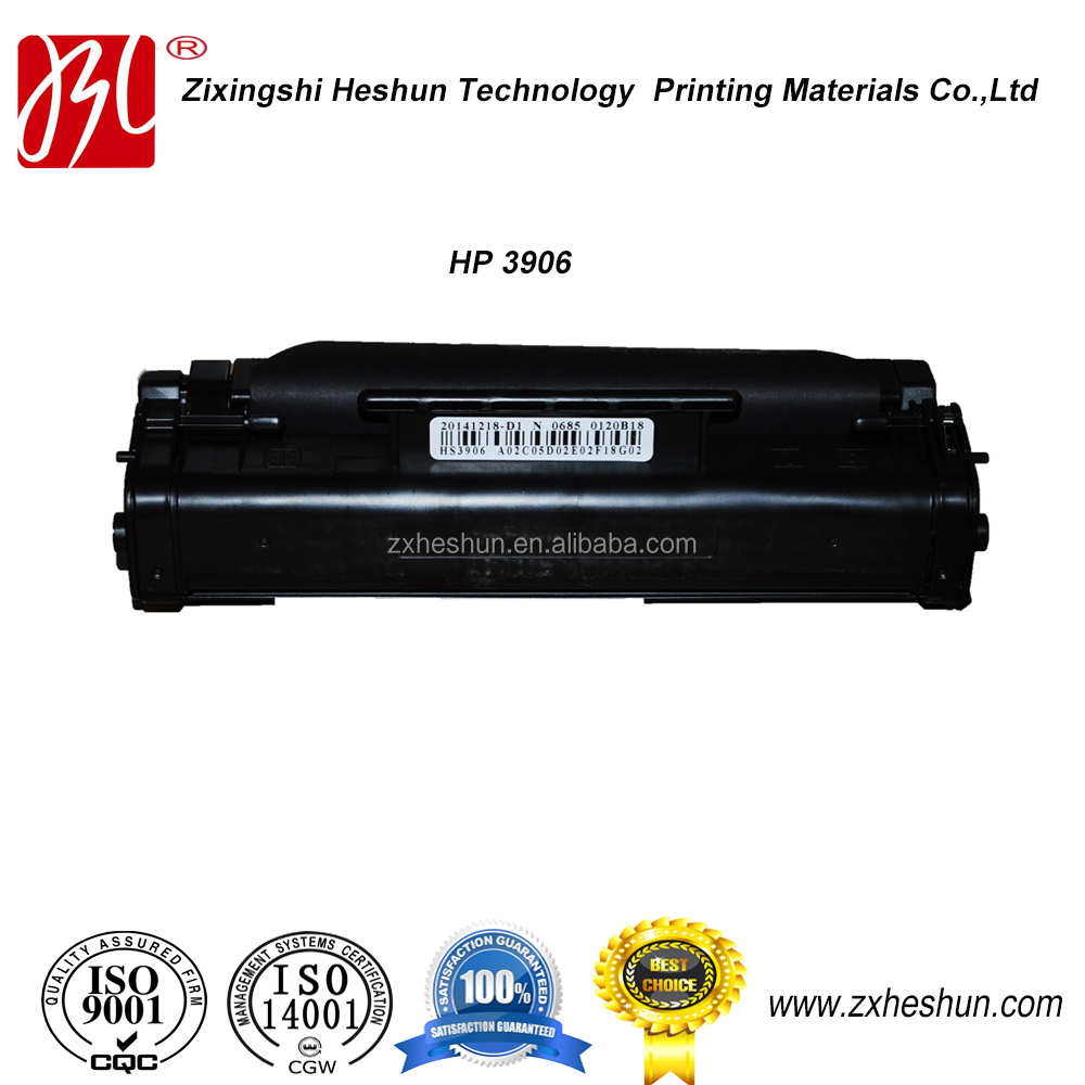 hot sale good quality laser compatible toner cartridge 3906 for HP LaserJet 5L/6L/3100/3150