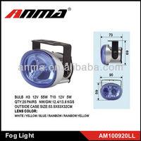 Bulb H3 12V 55W T10 12V 5W universal fog lamp light