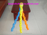 promotion balloons china wholesale latex spiral balloons