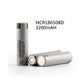 Authentic NCR 18650BD MH12210 battery NCR 18650BD Protected Rechargeable Li-ion Battery with nipple wholesale Basen