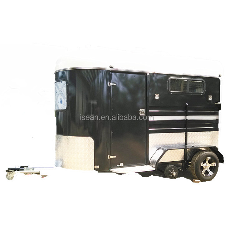 Australian standards 2 and 3horse float trailer stright/angle load