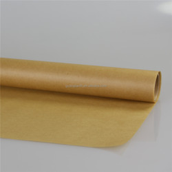 2017 New Product Brown Color Baking Paper