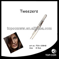 Fast Production new arrival tweezers/Fast Delivery fashion tweezers/erfect beauty care with window display box twee