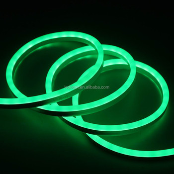 Multi color change bendable neon led rope light