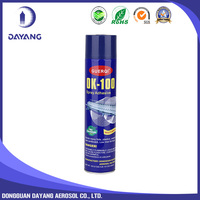 OK-100 computer embroidery spray adhesive glue for paperboard and nonwoven fabric