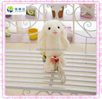 Cute lovely plush stuffed Bugs bunny cartoon character toy