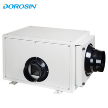220V/50Hz 45pint Ceiling Mounted Home Using Ducted Dehumidifier 26L/D with Japan Compressor