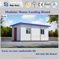 building prefabricated cabin house dormitory for sale/prefabricated container living units for hotel or dormitory